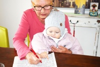 Oma statt KITA - Krippe - Kindergarten - Kinderbetreuung innerhalb der Familie - Mama Blog München