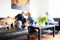 Family first-Familien-WG-Mehrgenerationenhaus-Mehrgenerationenprojekt-Mama Blog München