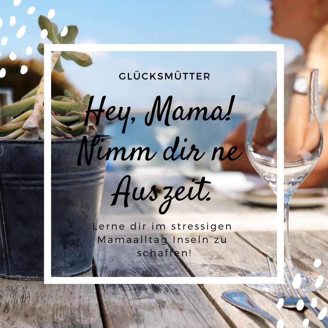 """Meine Mami Auszeit bei """"Glücksmütter"""" am Starnberger See"""