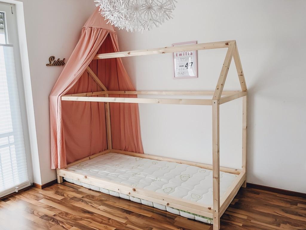 Endlich Durchschlafen Diy Hausbett Für Kinder Nach