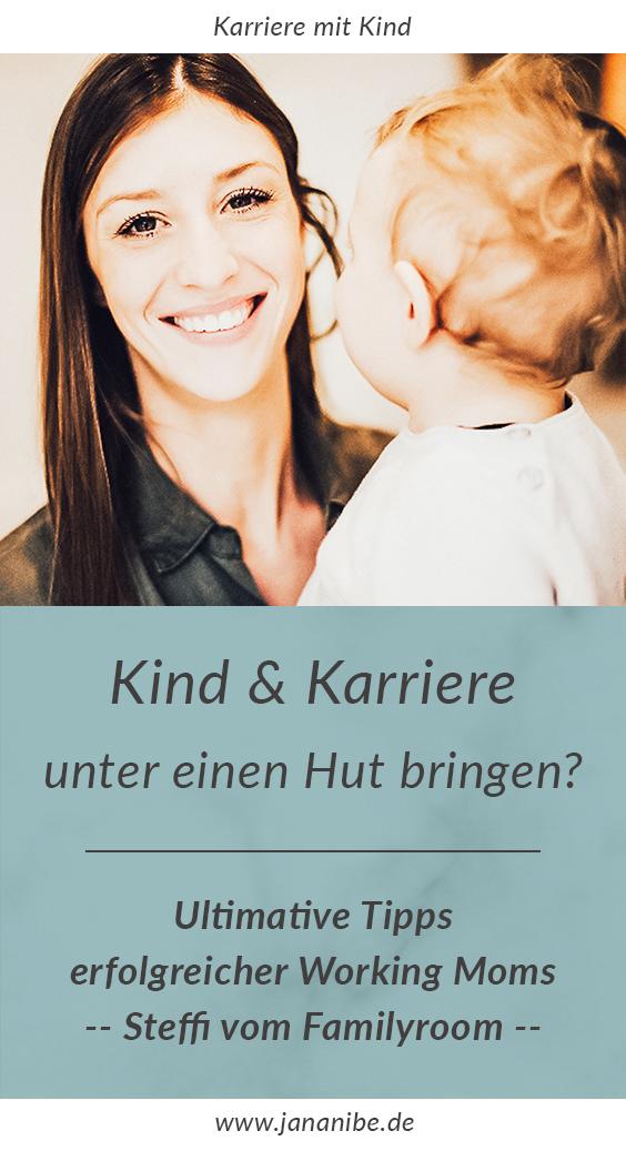Interview mit Working Mom Steffi vom Familyroom in München - Mama Blog München Jana Nibe