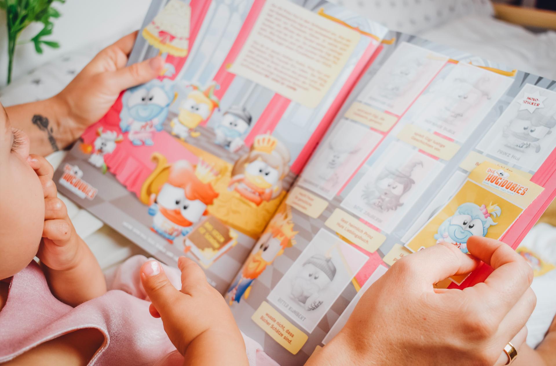 5 Tipps, wie ihr die Lese-Liebe eurer Kinder fördert inkl. gratis Stickeralbum von Hugendubel 8