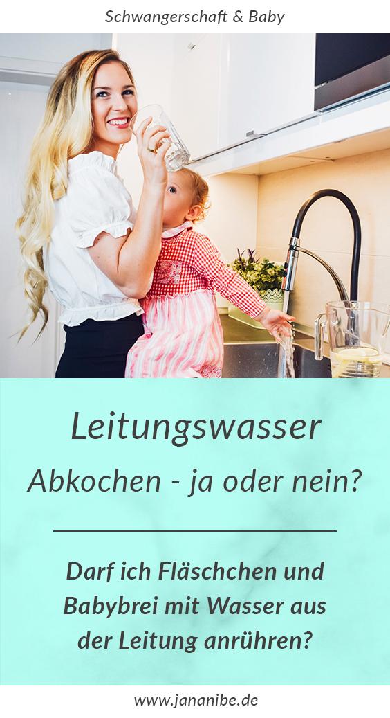 Ist Leitungswasser für Babys geeignet - Stadtwerke München