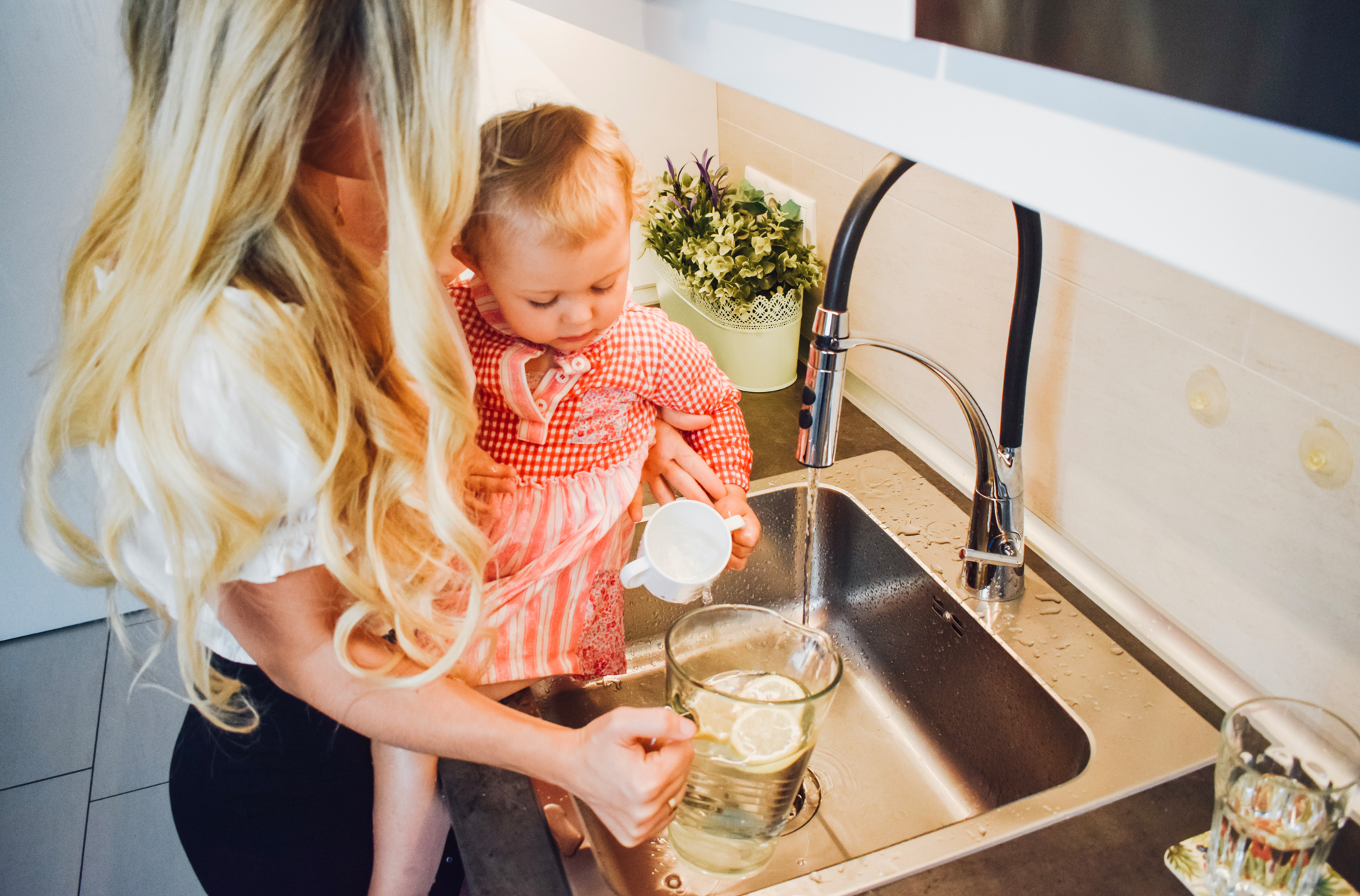 Ist Münchner Leitungswasser auch für Babys geeignet - Jana Nibe Mama Blog München 2