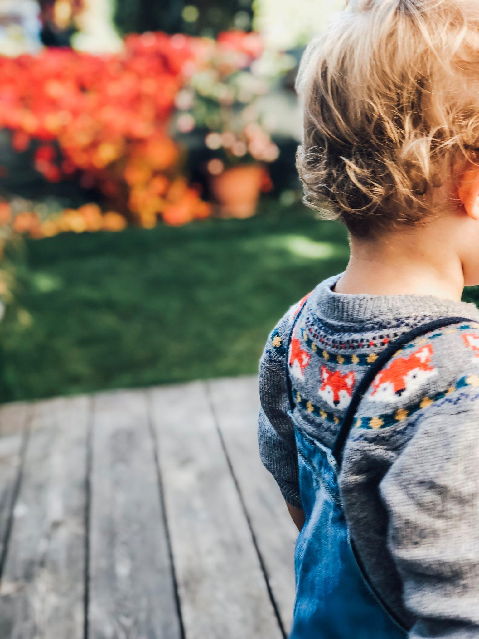Herbstmode für Kinder Mamablog München 1