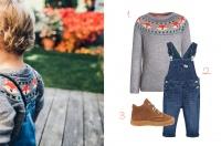 Herbstoutfit Herbst für Kinder
