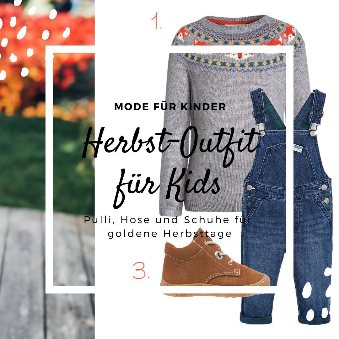 Herbst-Outfit für Kids Mamablog München