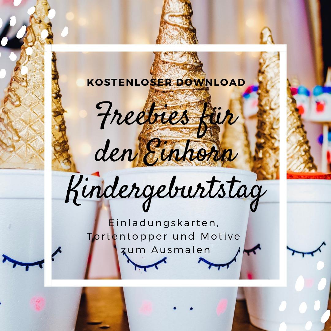 View Larger Image 02 11 18 Freebies Fur Den Einhorn Kindergeburtstag Kostenlose Downloads Zum Ausdrucken