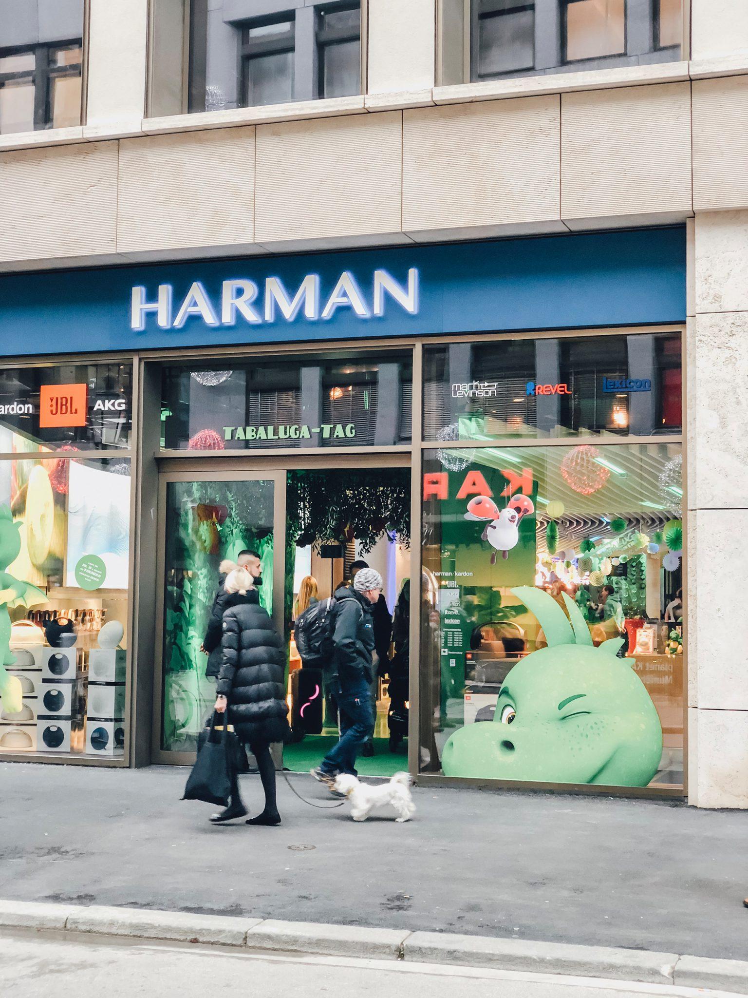 Harman Store München Mama Blog