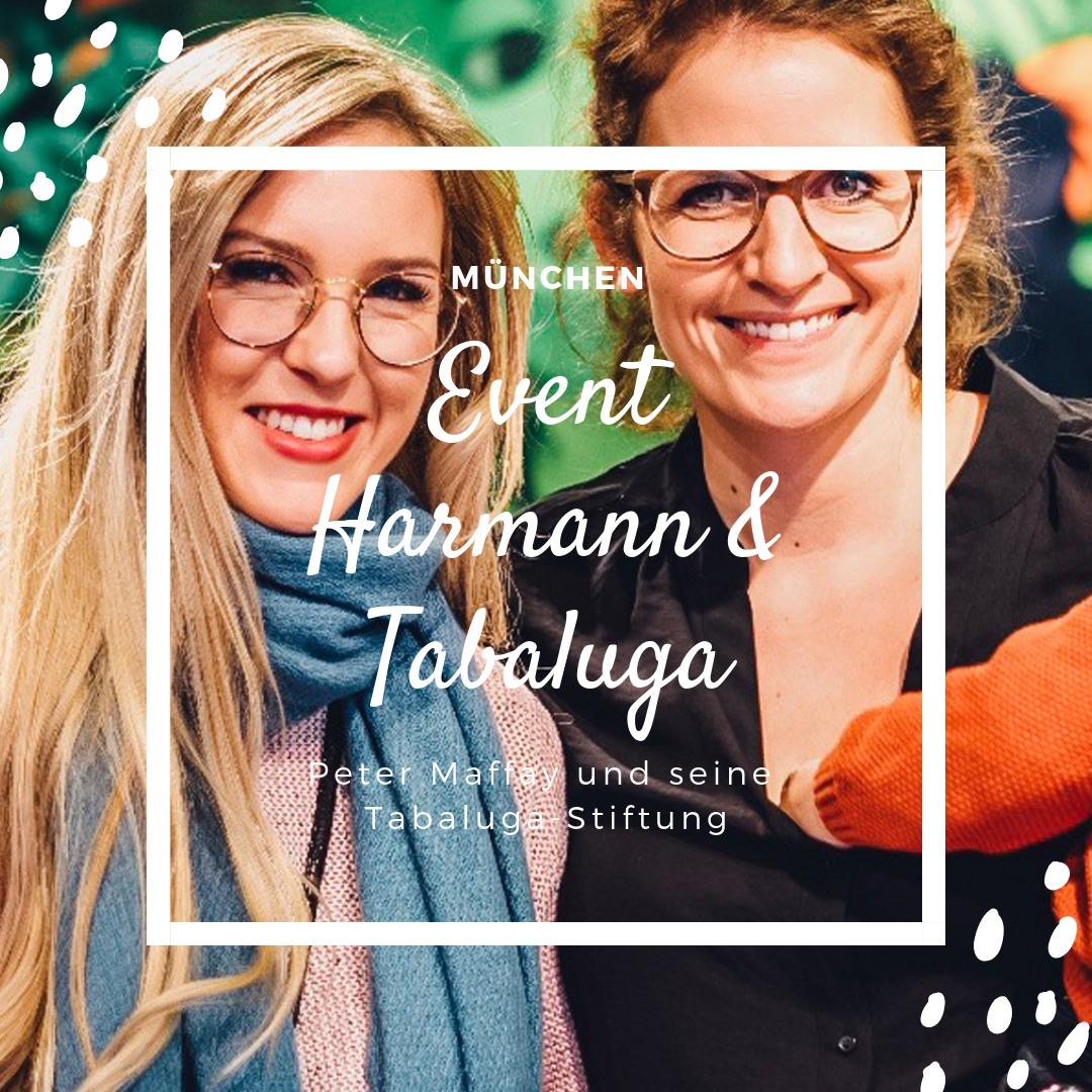 Der grüne Drache Tabaluga im HARMAN Experience Store in München Mamablog