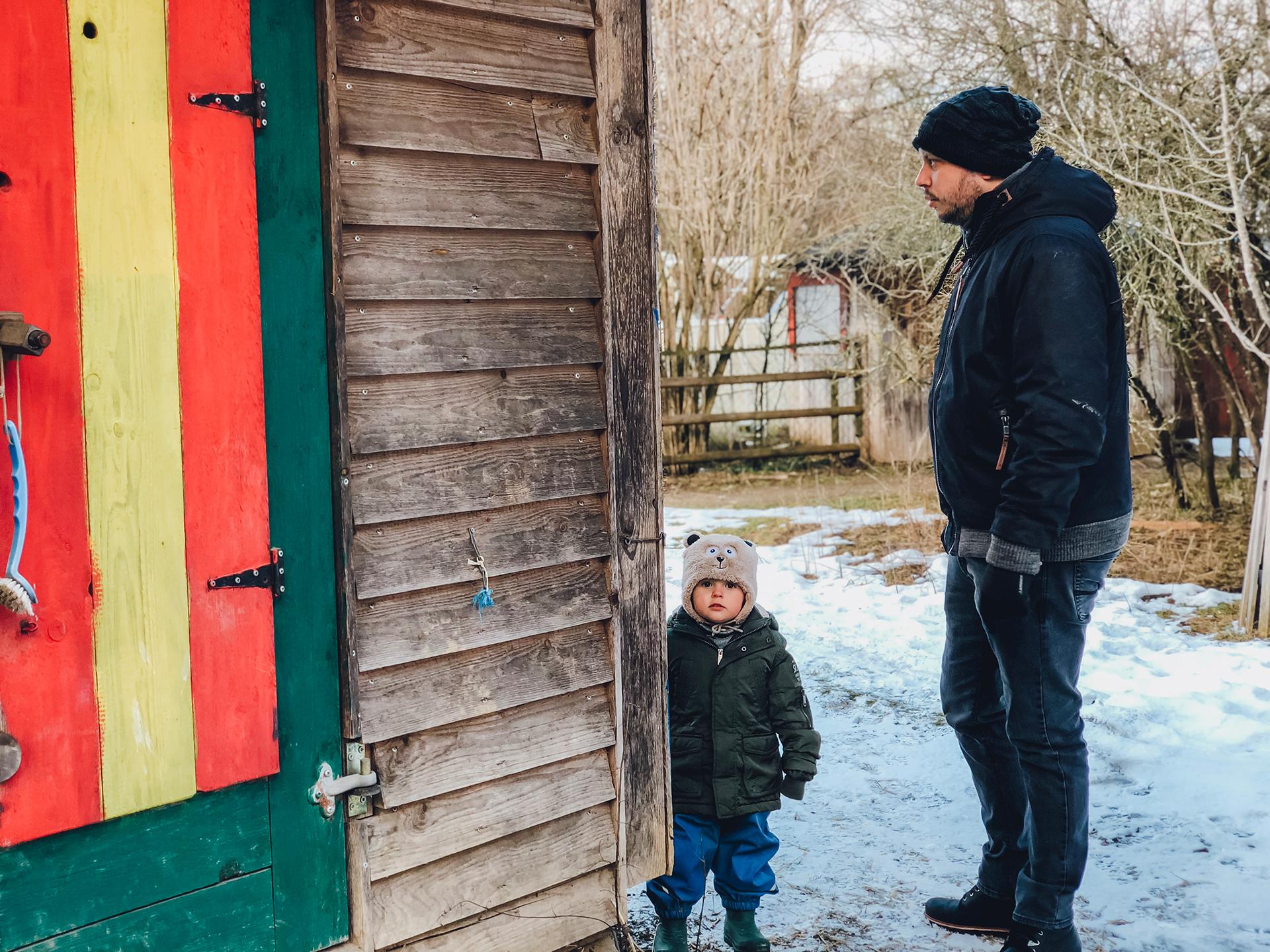 Kinder- und Jugendfarm Neuaubing - Spielplatz und Streichelzoo - München mit Kind - Ausflugstipps für Familien 6