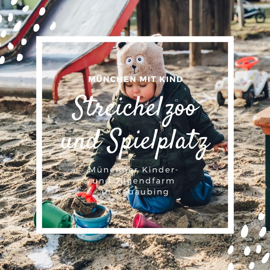 Münchner Kinder- und Jugendfarm Neuaubing - Streichelzoo und XXL Spielplatz - Ausflugstipps für Familien - München mit Kind