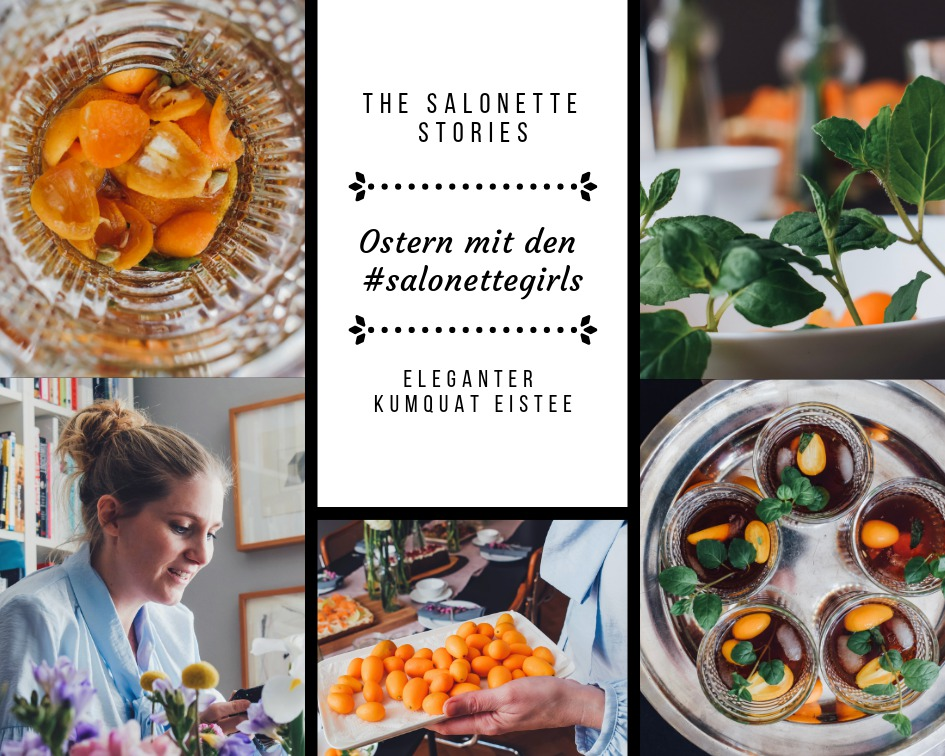 Ostern The Salonette Stories Eistee Rezept Mama Blog München