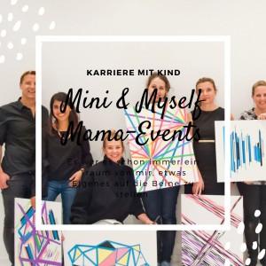 Mini and Myself Jasmin Events und Workshops für Mamas in München