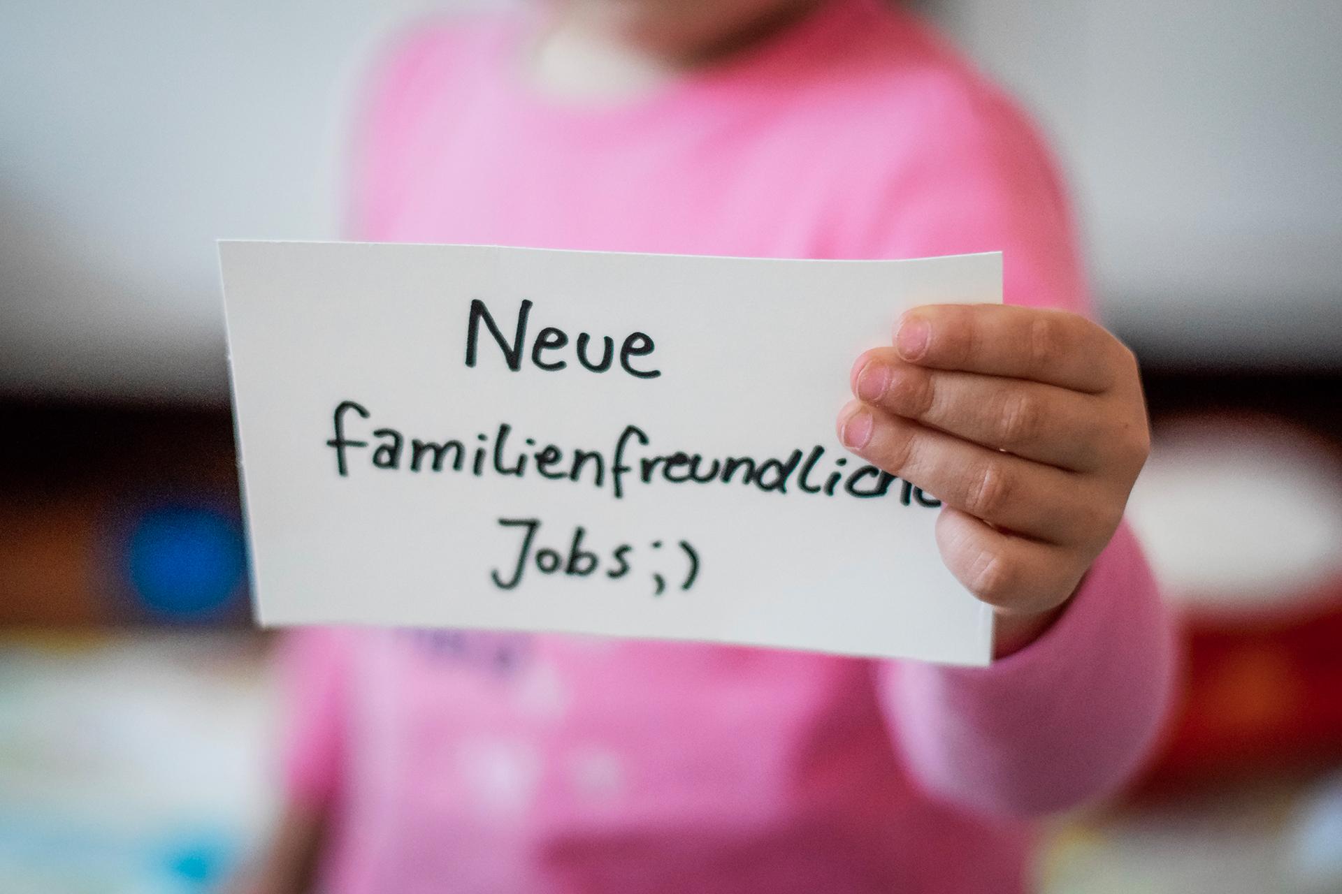 Superheldin familienfreundliche Jobs und Unternehmen Jobbörse für Mütter Jananibe Mama Blog München