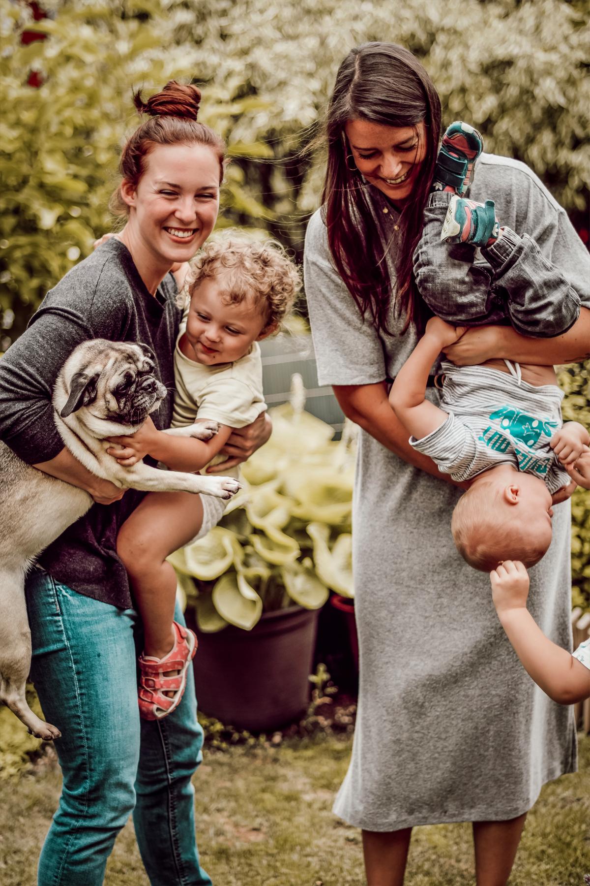 Vereinbarkeit Familie Beruf Kind und Karriere - Working Mom Mamablog München Jananibe 6